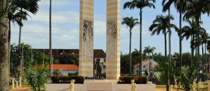 Памятники Французской Гвианы