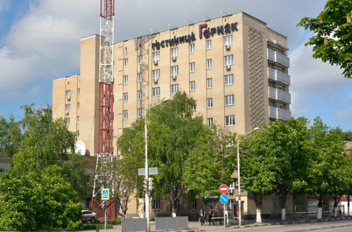 Гостиница «Горняк»