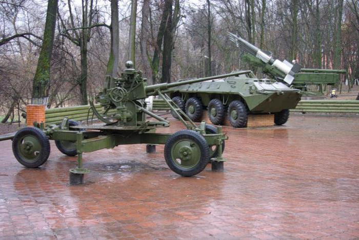 музей современной военной техники