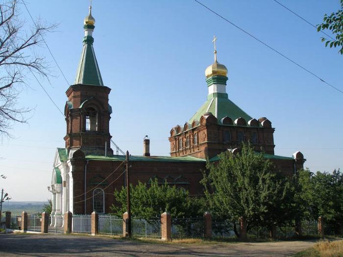 Константино-Еленинская церковь, Новочеркасск