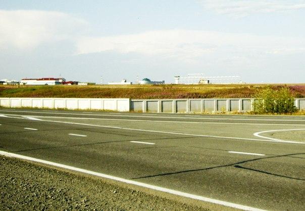 Салехардский аэропорт