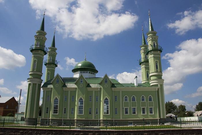 Мечеть Нур-аль-Иман, Стерлитамак