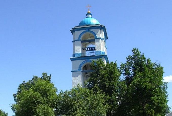 Успенский собор г.Нолинск. Кировская область