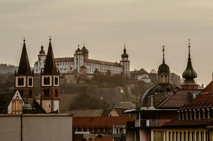 Исторический центр Вюрцбурга