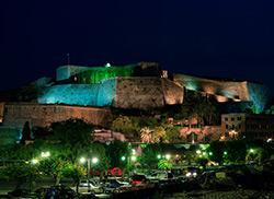 Новая крепость, Керкира (Корфу)