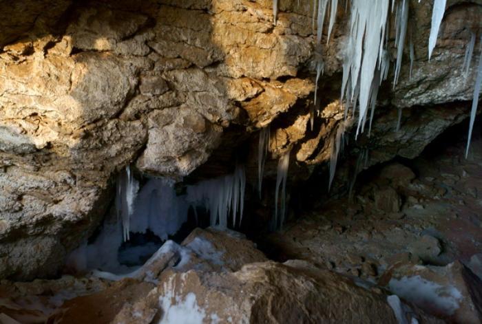 Ишеевские пещеры, Стерлитамак