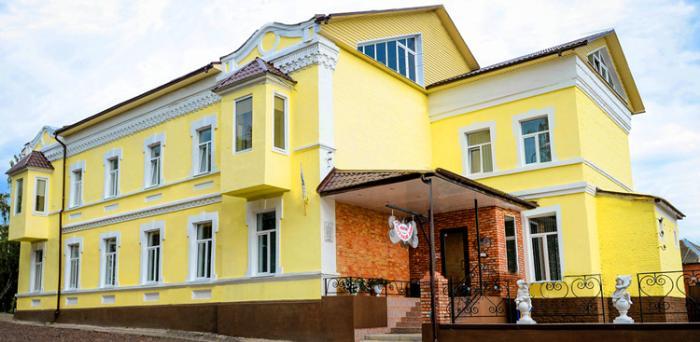 Дом семьи камергера Стремоухова