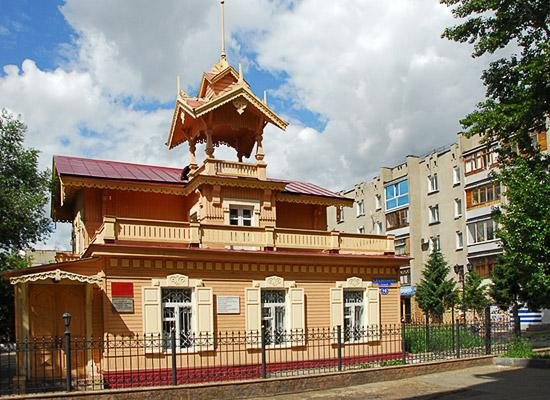 Музей Кондратия Белова в Омске