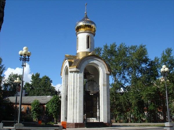 Мемориал памяти жертв репрессий, Сыктывкар