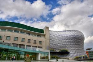 Универмаг Селфриджес в торговом центре Буллринг