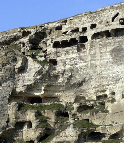 Инкерман пещеры