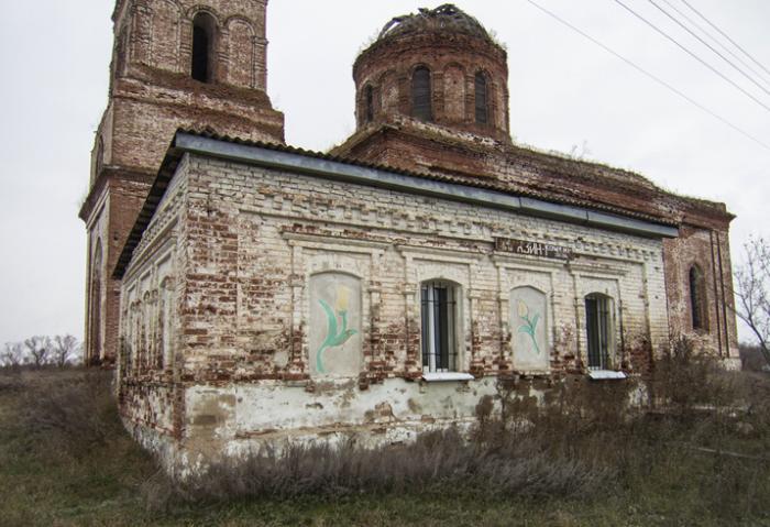 Здание бывшей земской усадьбы