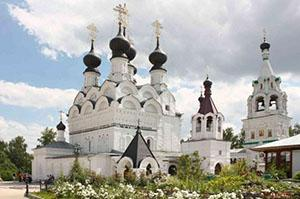 Свято-Троицкий женский монастырь в городе Муром