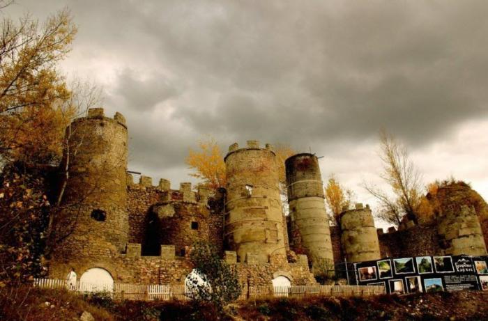 Крепость Меот