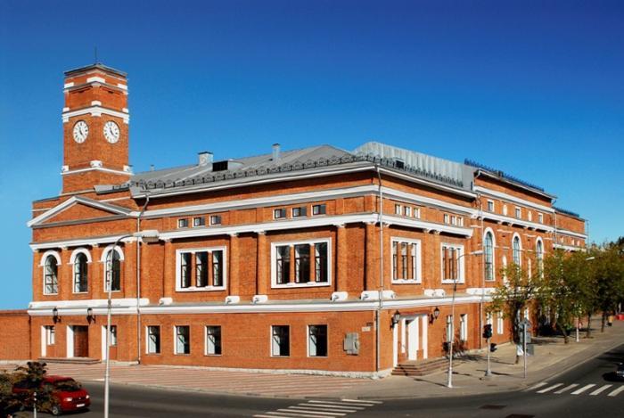 Камерный театр «МУК», Череповец