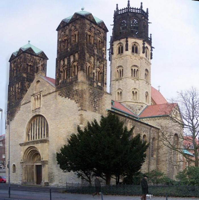 Церковь св. Людгера