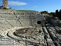 Достопримечательности города Сиракузы на Сицилии
