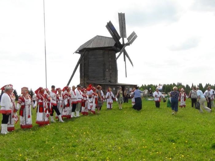 Этнографический комплекс Лудорвай