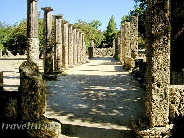 Древняя Олимпия 3