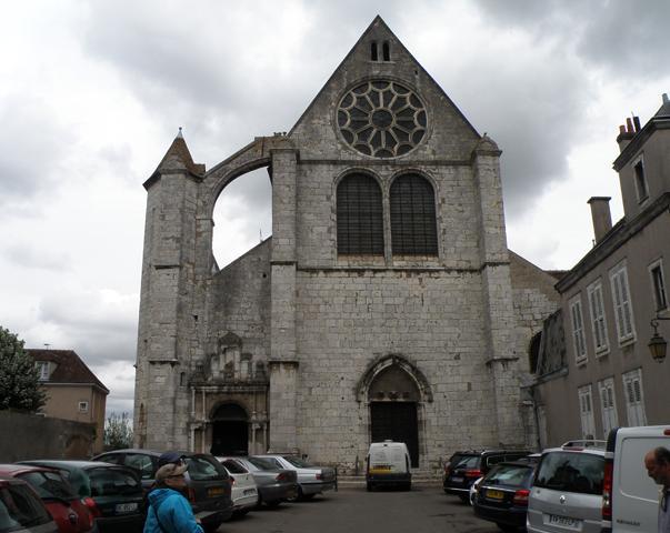 Церковь Сент-Эньян