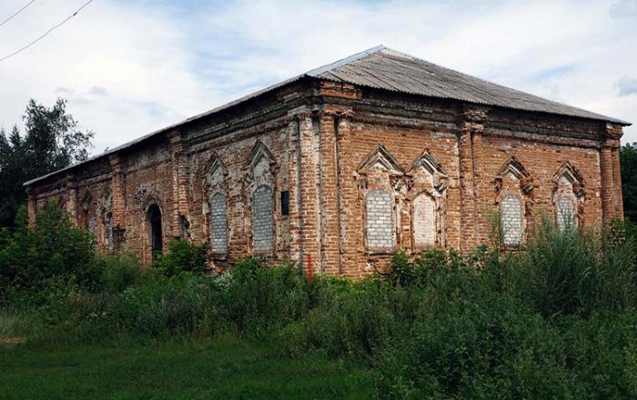 Палаты гетмана Мазепы