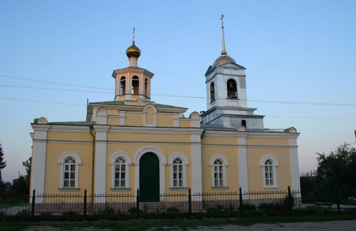 Никольская церковь