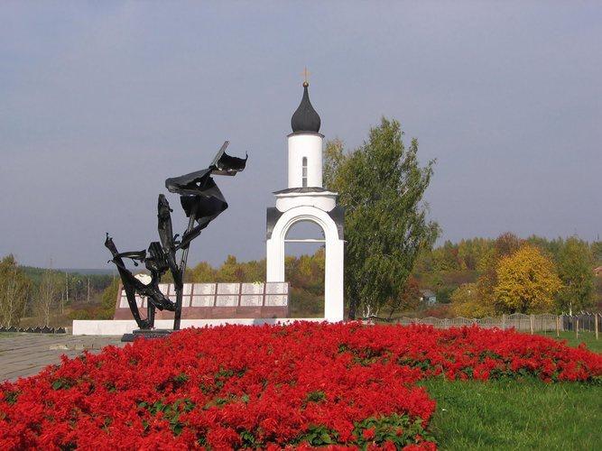 Памятный мемориал, Арзамас
