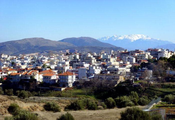 Фивы Древняя Греция