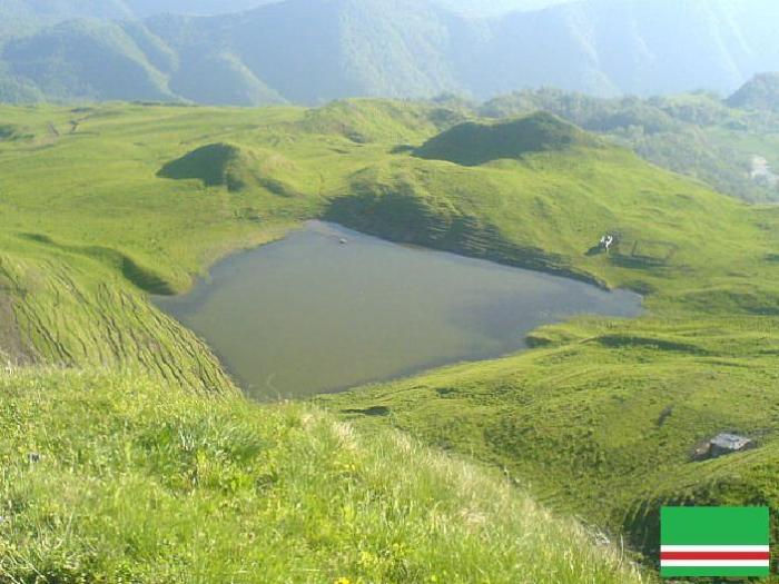 Озеро Чентий-Ам, Грозный