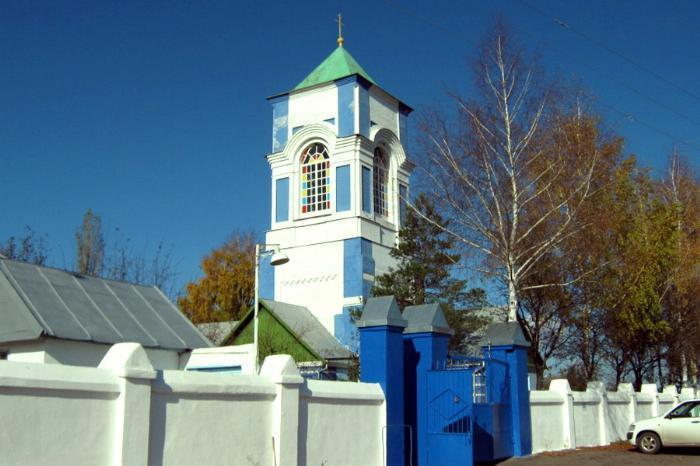 Церковь Вознесения Господня, 1823 г., с. Избище