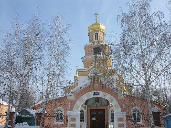 Свято-Тихвинский женский монастырь, Бузулук