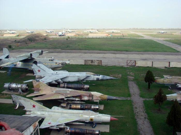 Музей авиационной техники, Таганрог