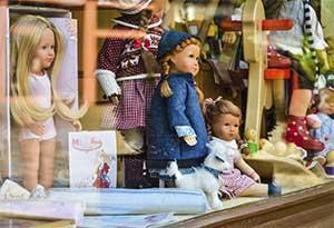Музей игрушек в Нюрнберге