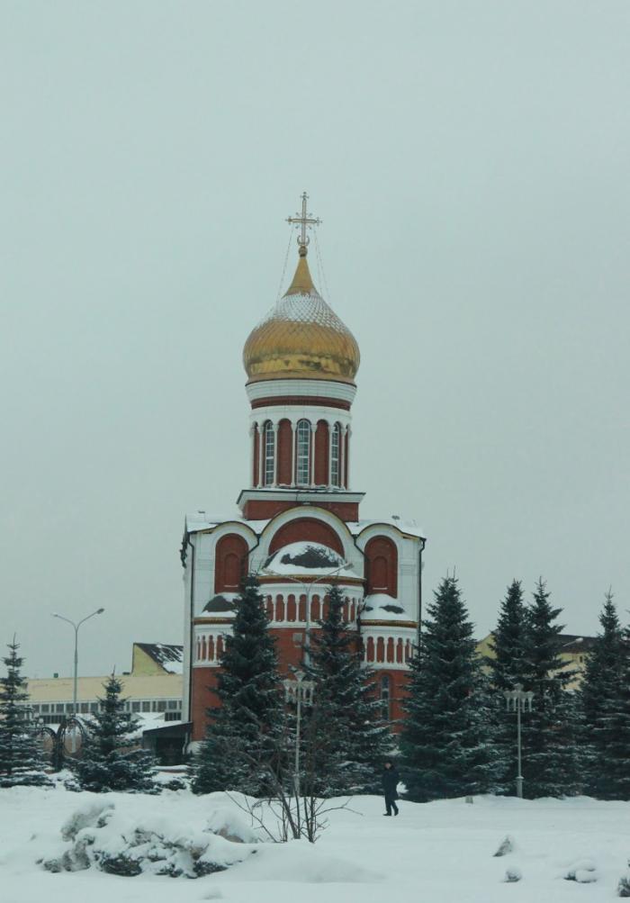 Церковь Дмитрия Донского, Нижний Тагил