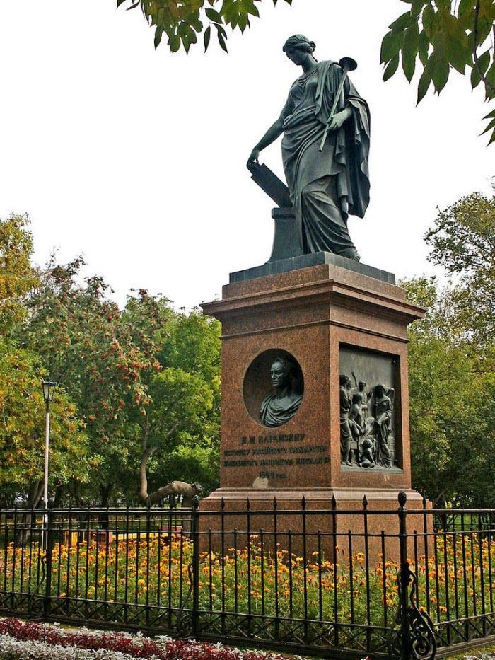 Памятник Карамзину