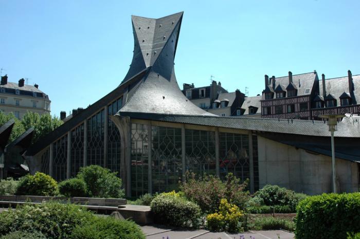 Собор Святой Жанны -д'Арк