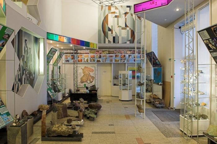 Музей геологии докембрия