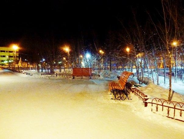 Сквер у Площади Победы