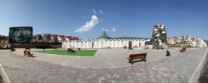 Горный парк имени Бажова