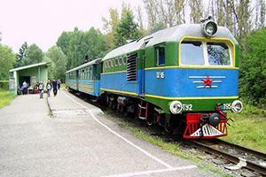 Детская железная дорога, Пенза