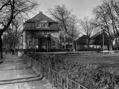 Фрагмент улицы в 1970-х гг.