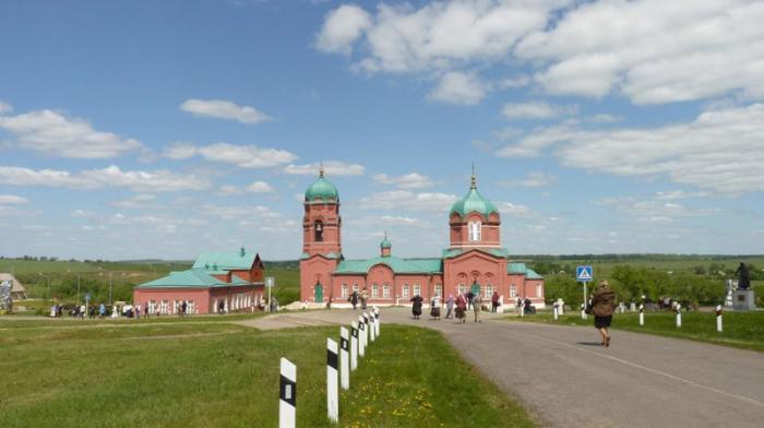 Село Монастырщино