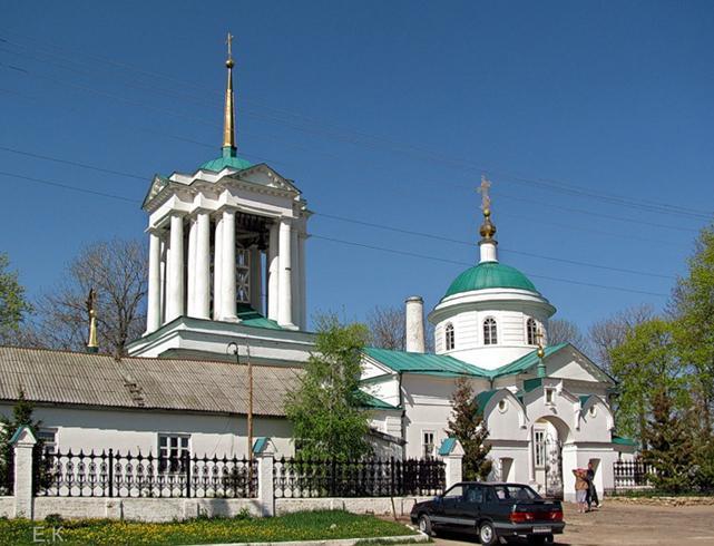 Свято–Успенский собор