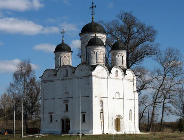 Церковь Михаила Архангела в Микулином городище