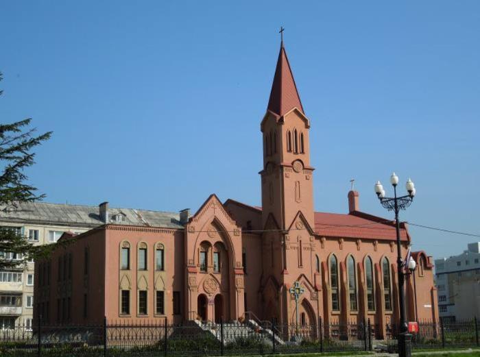 Римско-католический костел