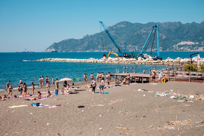 Бесплатный пляж