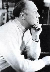 Певец Владимир Трошин