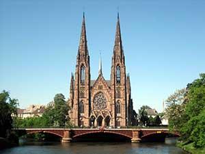 Фото и описание достопримечательностей Страсбурга во Франции