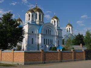 Свято-Никольский собор КБР