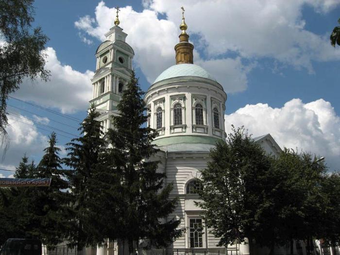Рыльский Покровский собор фото